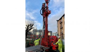 Sonic Addition Boosts Structural Soils Fleet & Capabilities