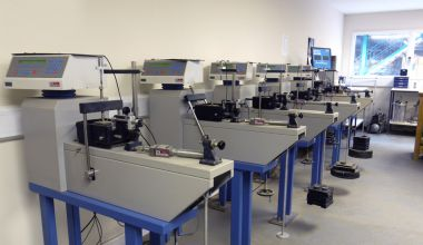 Tonbridge laboratory opens its doors